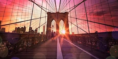 Brooklyn Bridge Singles Date Walking tickets