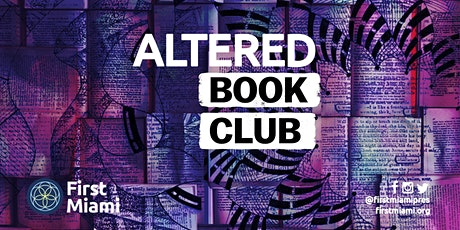 Altered Book Club tickets