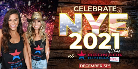 Redneck Riviera's New Year's Eve Bash on Broadway! tickets