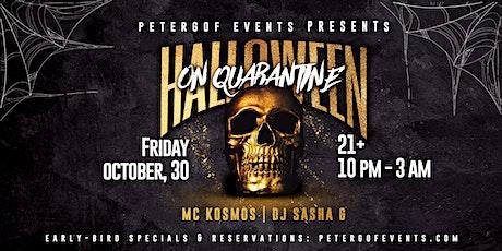Halloween on Quarantine tickets