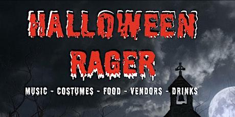 HALLOWEEN RAGER tickets