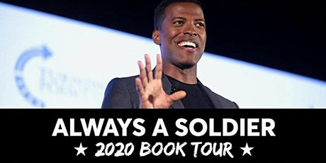 "Rob Smith ""Always a Soldier"" Book Event with LCR-DC tickets"