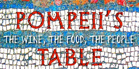 Pompeii's Table at The Alfond Inn tickets