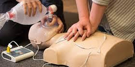 American Heart Association CPR/ AED Basic Life Support 2 Year Certification tickets