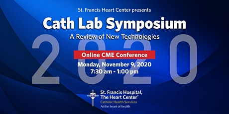 CATH LAB SYMPOSIUM 2020: A Review of New Technologies tickets