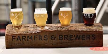 Guided Beer Tasting Experience tickets