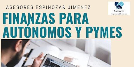 FINANZAS PARA AUTÓNOMOS Y PYMES entradas