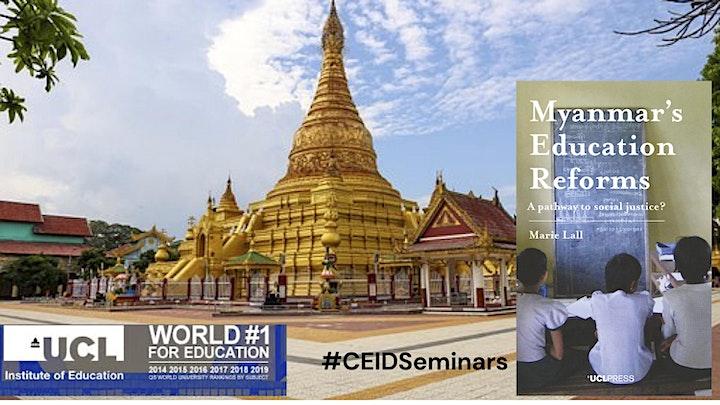 Webinar: Myanmar's 2020 Elections; Book Launch: Myanmar's Education Reforms image