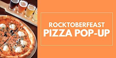 Rocktoberfeast Pizza Pop Up tickets