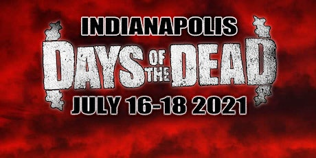 Days Of The Dead Indianapolis 2021 - Vendor Registration tickets