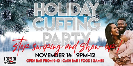 Holiday Cuff tickets