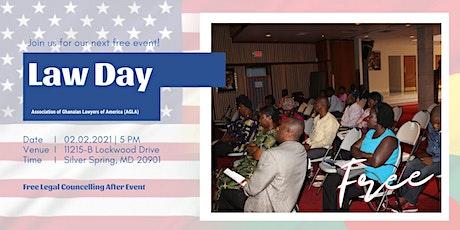 AGLA Annual Law Day 2021 tickets