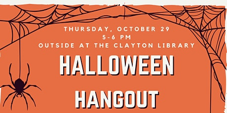 Halloween Hangout tickets