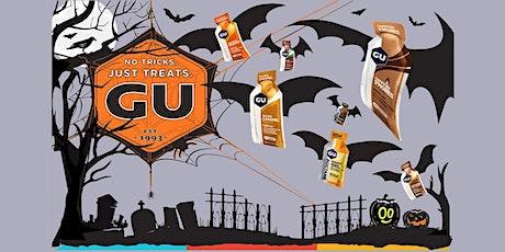 No Tricks, Just Treats: 20 FREE GU Energy Gels! tickets