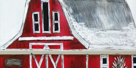 Painting a Red Barn Adults Class tickets