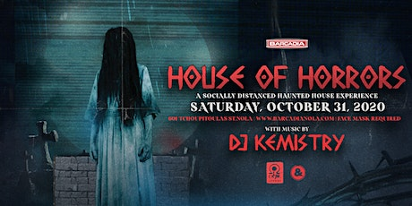 VIP TICKET - ALL YOU CAN DRINK IN B2 at Barcadia's House of Horrors - tickets