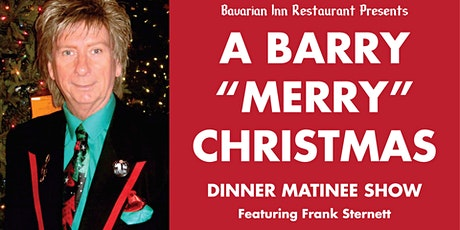 """A Barry """"Merry"""" Christmas tickets"""
