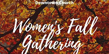 Women's Fall Gathering tickets