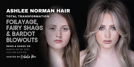 Total Transformation - Foilayage, Fairy Shags & Bardot Blowouts tickets