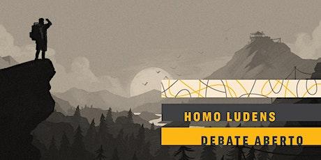 "HOMO LUDENS | Debate aberto sobre ""Firewatch"" ingressos"