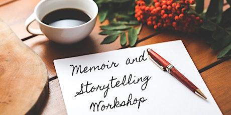 Badgerdog Memoir & Storytelling Workshop for Adults tickets