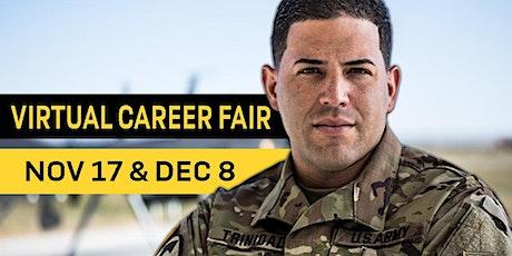 Go Army SoCal Virtual Career Fair tickets