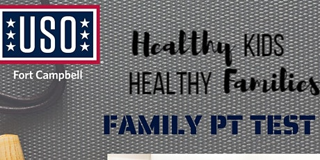 Healthy Kids, Healthy Families | FAMILY PT TEST tickets