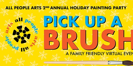 2nd Annual Pick Up A Brush tickets