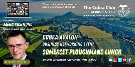 Somerset Ploughman's Business Networking Event  - Taunton, Yeovil, Bath tickets