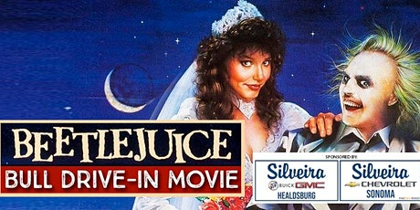 93.7 The Bull Drive In Movie - Beetlejuice tickets