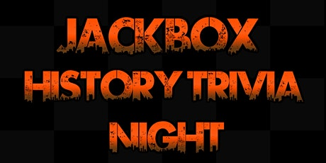 Jackbox History Trivia Night tickets