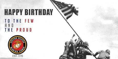 FREE 2020 Marine Corps Birthday Gathering Inaugural Event tickets