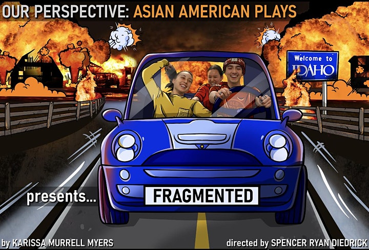 FRAGMENTED by Karissa Murrell Myers image