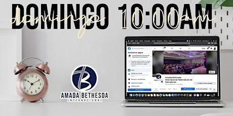 SERVICIO DOMINGO 25 DE OCTUBRE 2020 ; 10:00 AM
