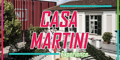 Casa Martini Experience tickets