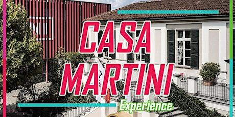 Casa Martini Experience biglietti