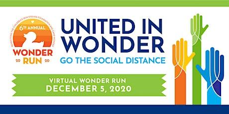 6th Annual Wonder Run tickets