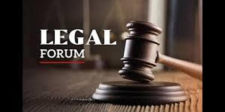 Legal Forum - Conference Call tickets