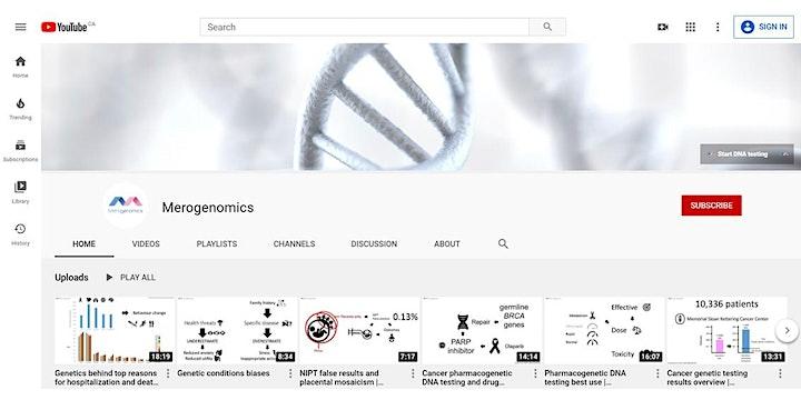DNA testing in pregnancy image