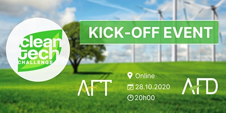 CleanTech Challenge Kick-Off tickets
