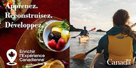 Le 30 novembre et 2 décembre :  Ateliers en ligne Bas-Saint-Laurent billets