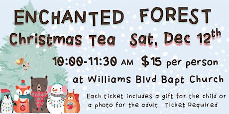 Children's Christmas Tea at Williams Blvd tickets