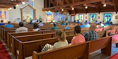 Indoor Mass at Church of the Holy Spirit - October 31 & November 1 tickets