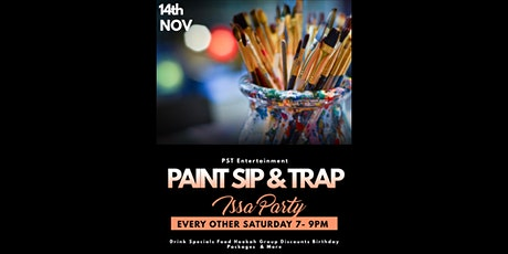 MD Hottest Paint, Trap, & Sip! tickets