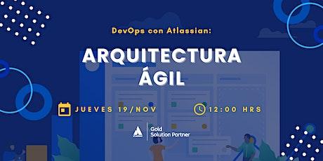 Arquitectura Ágil boletos