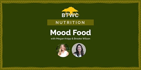 Mood Food: Cooking for Soothing Anxiety tickets