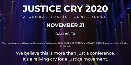 Justice Cry Conference with Lisa Brevere tickets
