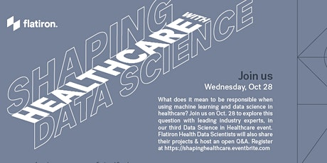 Shaping Healthcare with Data Science: Responsible ML within Healthcare tickets