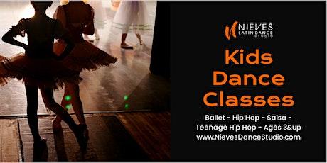 Kids Hip Hop Free Trial Class tickets