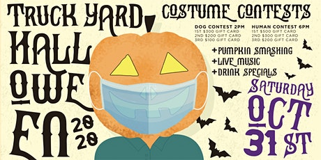 TY THE COLONY DOG HALLOWEEN COSTUME CONTEST tickets